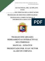 Manual Scratch Juan Victor Alarcon Chipana