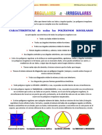 Apuntes23 Poligons Regulars e Irregulars