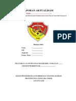 contoh Template Laporan Aktualisasi.docx