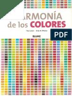 Armonia De Los Colores