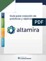 Guía Rápida Para Documentar en Altamira