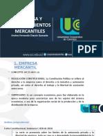 Empresas y Establecimientos Mercantiles