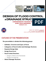 Design of FC & Drain Struct Feb 2019