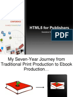 HTML5 for Publishers Presentation.ppt