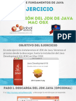 CFJ B Ejercicio 01b Instalacion Jdk Mac