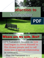 2. Introduction to Christology (1)