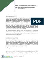 Sistema de gestion y seguridad industrial