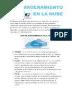 El almacenamiento en la nube TAREA 2.docx