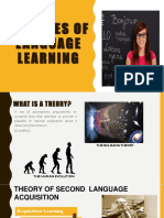 Theories of Language Learning