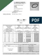 Mannloch-Dichtringe DIN 83403