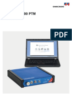 Franeo 800 Ptm User Manual Enu