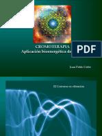 Curso De Cromoterapia Y Bioenergética.pps