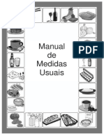Manual de medidas Usuais