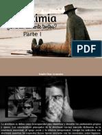 Danilo Díaz Granados - Alexitimia ¿Emocionalmente Tontos?, Parte I