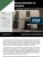 CENTRO HISTÓRICO DE LIMA .pptx