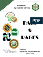 Aycardo - Paes & Pabes