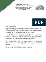 admission registration guide