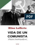 E. Lafferte - Vida de Un Comunista