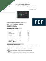 controlador de carga solar  EPRC