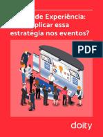 Ebook- Design de Experiência- como aplicar essa estratégia nos eventos
