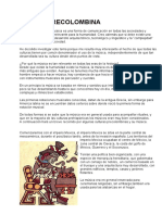 Música precolombina