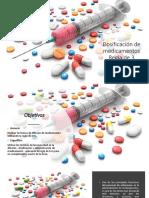 Dosificacion de Medicamentos