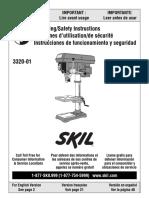 Skill drill manual