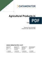 Agriculturai  20