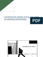 Tendencias y Naturaleza de La Administración Estrategica (2)