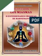 Los Miasmas Enfermedades Cronicas de Hahnemann