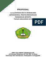 Contoh Proposal Bos Swasta 20183