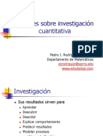 Apuntes Investigacion Cuantitativa