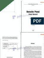 Derecho Penal - Parte General - Carlos Lascano