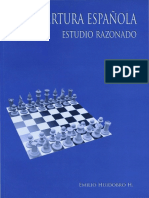 Estudio completo de la Apertura Española.pdf