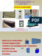 Servicios Auxiliares IUPSM