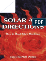 Carole Devine, Kenneth Demott - Solar Arc Directions_ How to Read Life's Roadmap-Bronwyn Editions (2015)