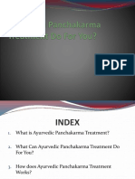 What Can Panchakarma Treatment Do For You?