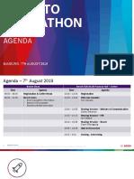 Bosch IoT Hackathon Info n Roadshow