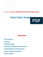 Lecture - 02a - Basic Static Analysis