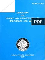 GUIDELINES DESIGN AND CONSTRUCTION OF REINFORCED SOIL WALLS