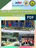 School Report Card 2019