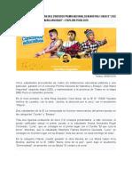 """Cinco Alumnos Competirán en El Concurso de Narrativa y Ensayo """"José María Arguedas"""" – Etapa Dre Piura 2019"""