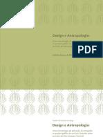 Design e Antropologia - Uma metodologia de aplicação da etnografia no projeto gráfico de um livro ilustrado sobre os mitos da tribo Jenipapo-Kanindé
