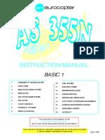 AS355N Training Manual 1998