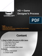 GD process