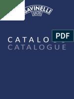 Catalogo Savinelli