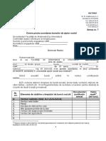Anexa 7 Cerere Pentru Acordarea Burselor de Ajutor Social Burse 2018 UBB