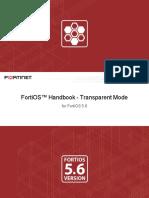 Fortigate Transparent Mode 56