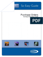 Purchase Order Processing X 670