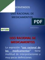 USO RACIONAL MEDICAMENTOS